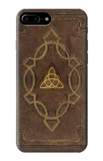 Printed Spell Book Cover HTC One Max Case