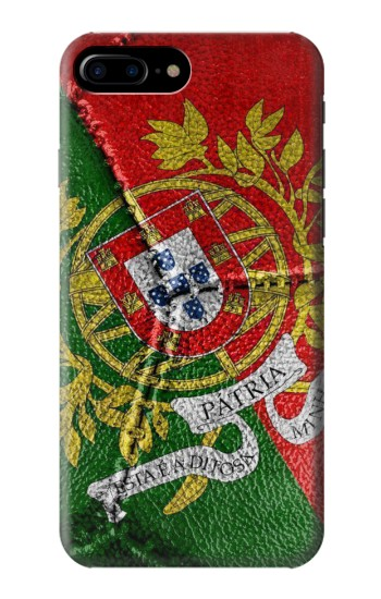 Printed Portugal Flag Vintage Football 2018 HTC One Max Case