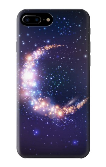 Printed Crescent Moon Galaxy HTC One Max Case