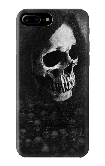 Printed Death Skull HTC One Max Case