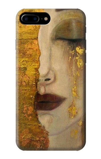 Printed Gustav Klimt Golden Tears HTC One Max Case