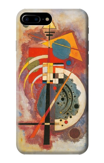 Printed Vasily Kandinsky Hommage a Grohmann HTC One Max Case