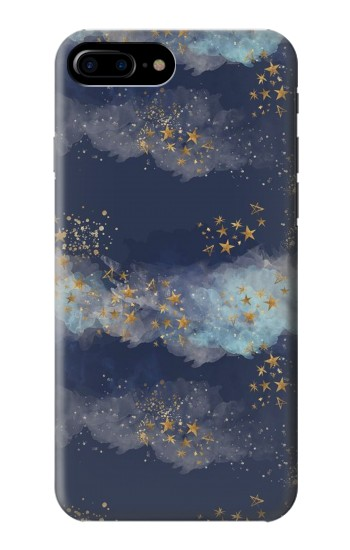 Printed Gold Star Sky HTC One Max Case