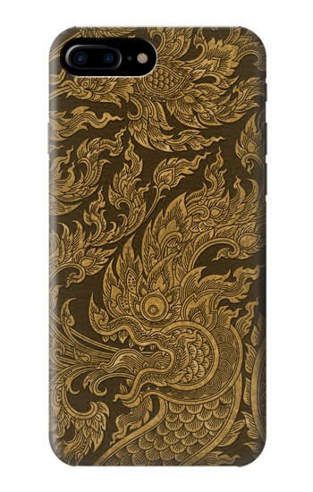 Printed Thai Art Naga HTC One Max Case