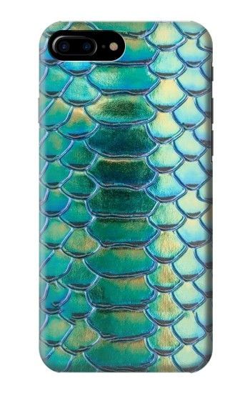 Printed Green Snake Scale Graphic Print HTC One Max Case