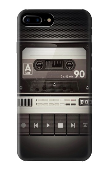 Printed Vintage Cassette Player HTC One Max Case