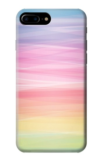 Printed Colorful Rainbow Pastel HTC One Max Case