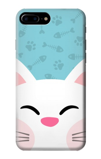 Printed Cute Cat Cartoon HTC One Max Case