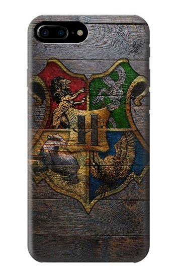 Printed Hogwarts Logo HTC One Max Case