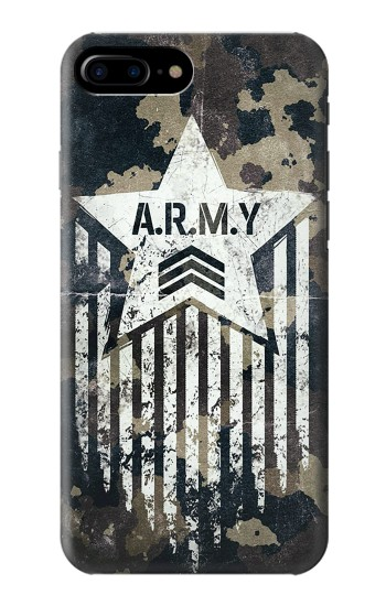 Printed Army Camo Camouflage HTC One Max Case