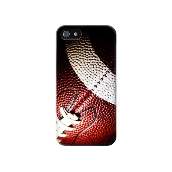 IPHONE 4 American Football Case Cover