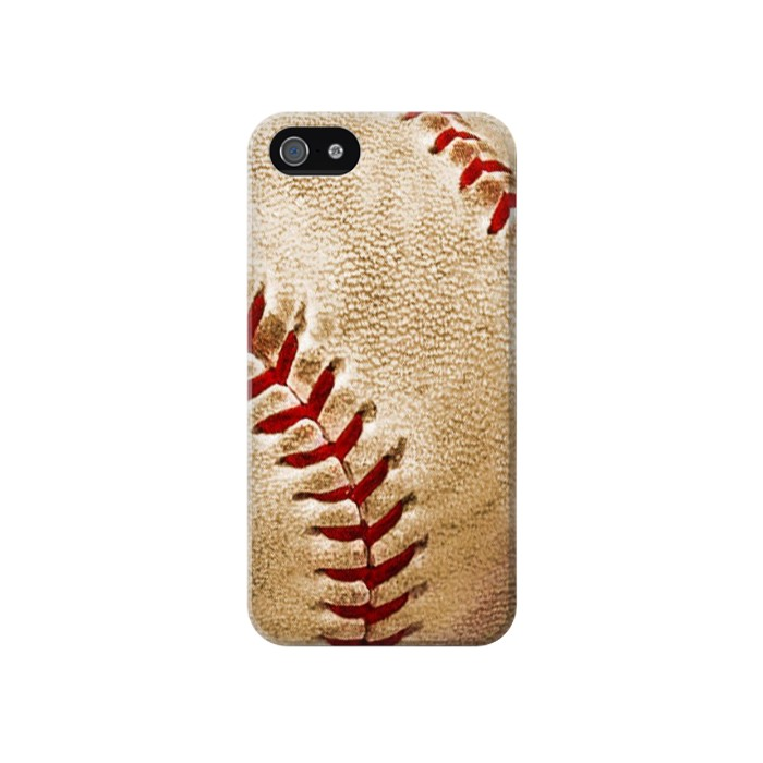 Printed Baseball Iphone 4 Case