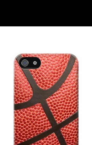 Printed Basketball Iphone 4 Case