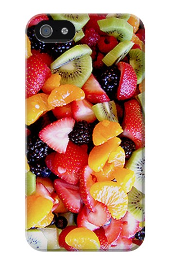 Printed Yummy Fruit Iphone 4 Case