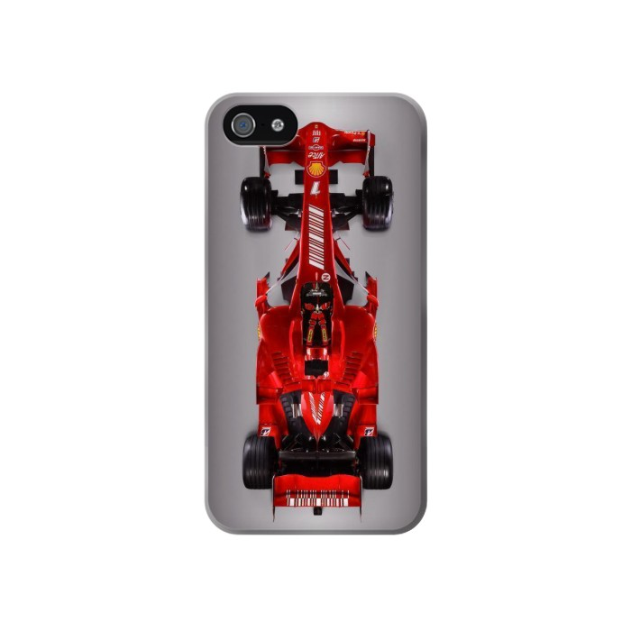 Printed Formula One Racing Car Iphone 4 Case