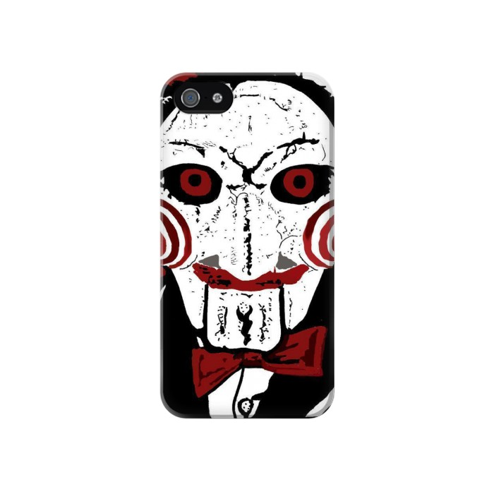 Printed Jigsaw Iphone 4 Case