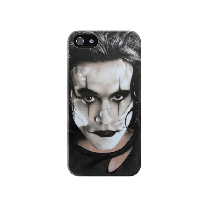 Printed The Crow Iphone 4 Case