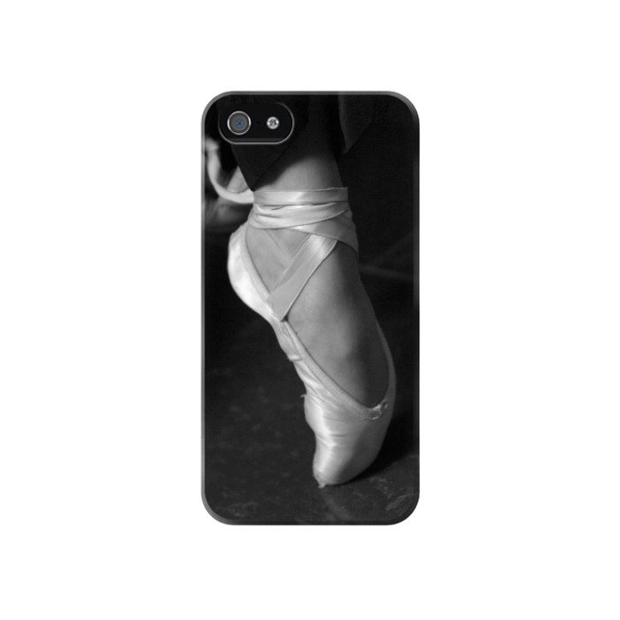 Printed Ballet Pointe Shoe Iphone 4 Case