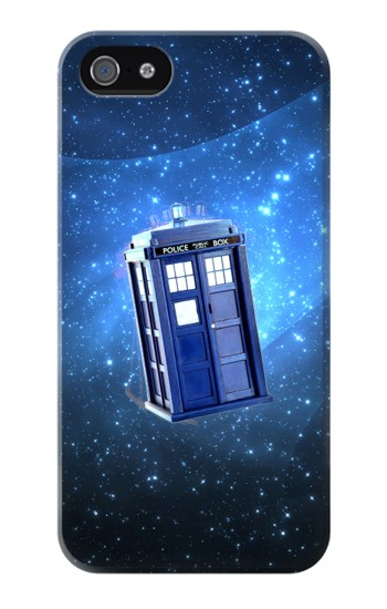 Printed Doctor Who Tardis Iphone 4 Case
