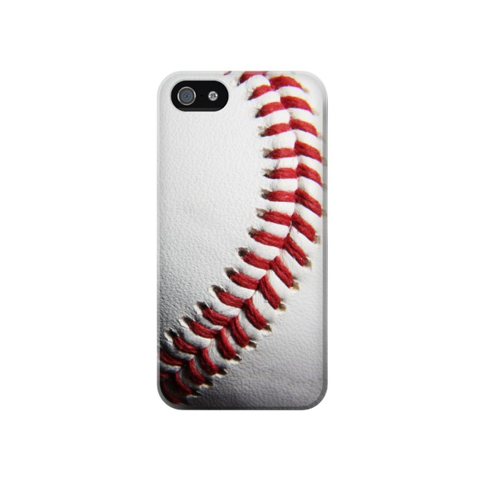 Printed New Baseball Iphone 4 Case