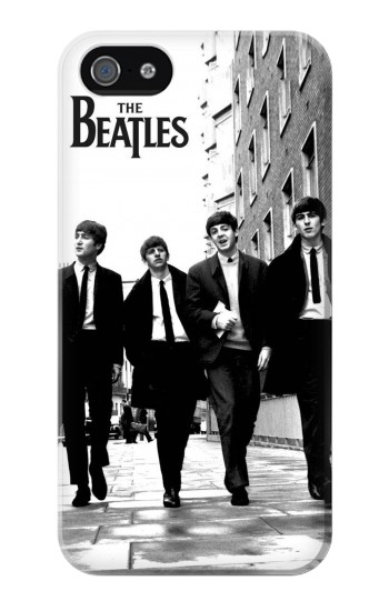 Printed The Beatles in London Iphone 4 Case