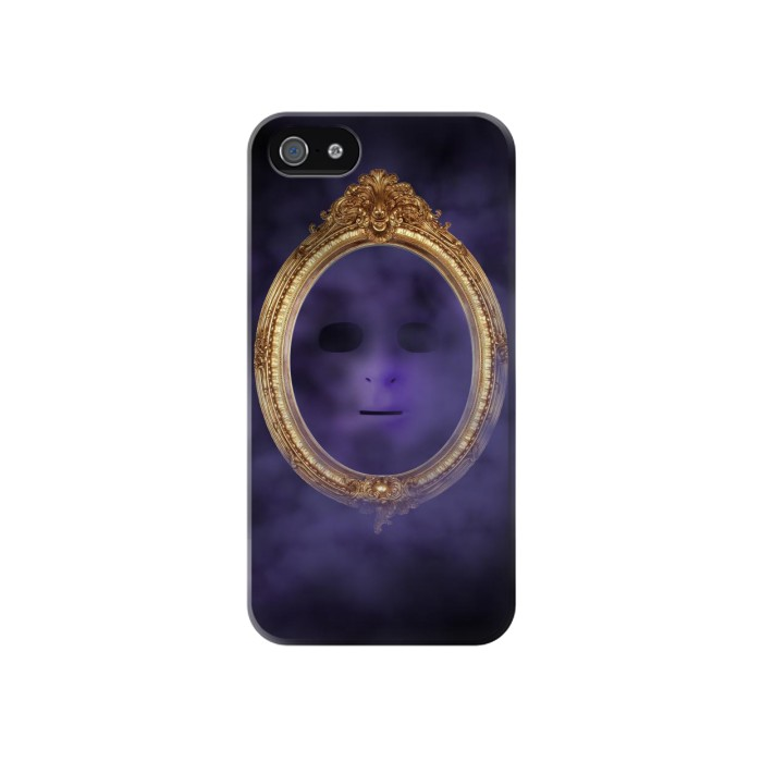 Printed Magic Mirror Iphone 4 Case