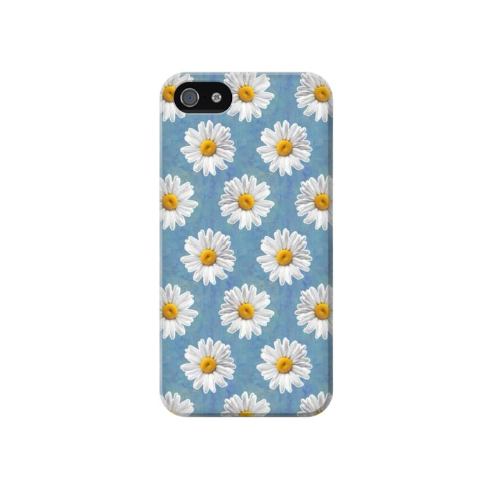 Printed Floral Daisy Iphone 4 Case