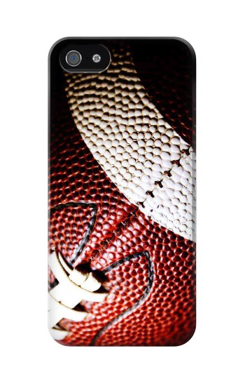 Printed American Football Iphone 5 Case