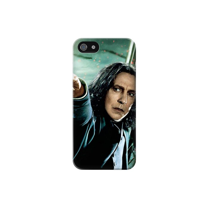 Printed Harry Potter Snape Iphone 5 Case