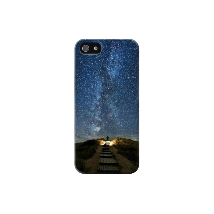 Printed Stairway to Heaven Iceland Iphone 5 Case
