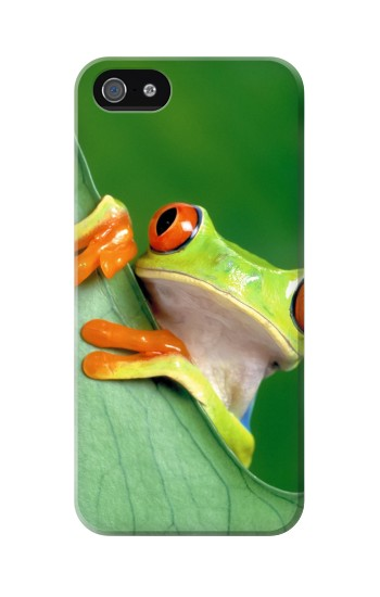 Printed Little Frog Iphone 5 Case