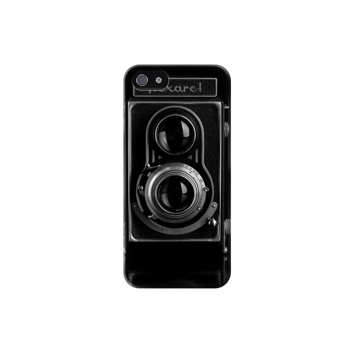 Printed Vintage Camera Iphone 5 Case