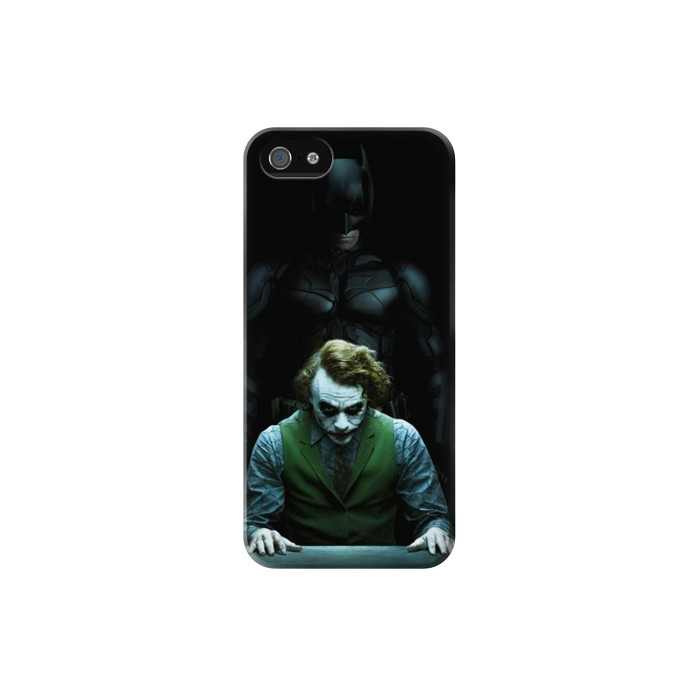 Printed Batman Joker Iphone 5 Case