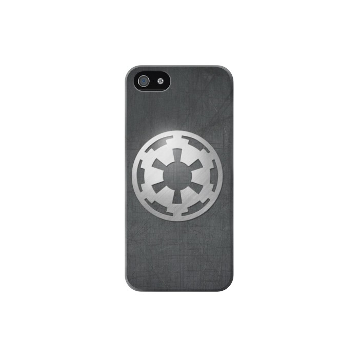 Printed Galactic Empire Star Wars Iphone 5 Case