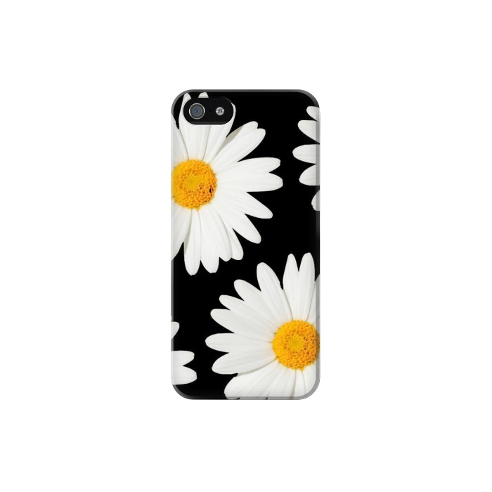 Printed Daisy flower Iphone 5 Case