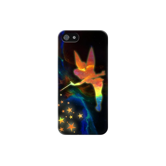Printed Tinkerbell Magic Sparkle Iphone 5 Case