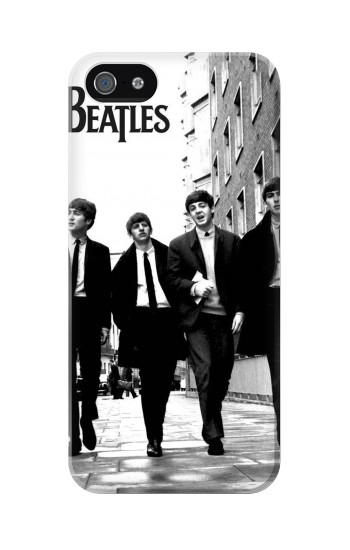 Printed The Beatles in London Iphone 5 Case