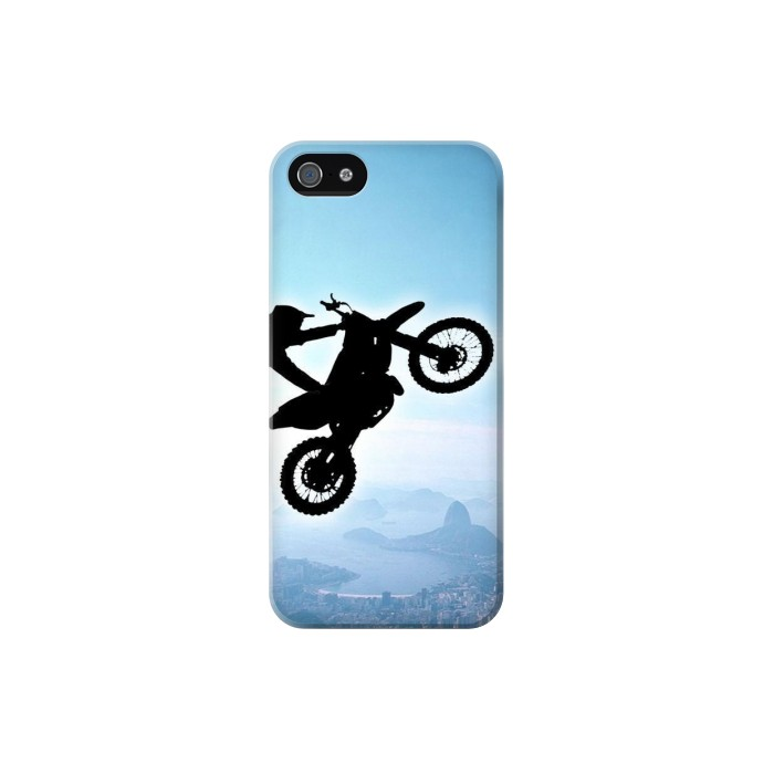 Printed Extreme Motocross Iphone 5 Case