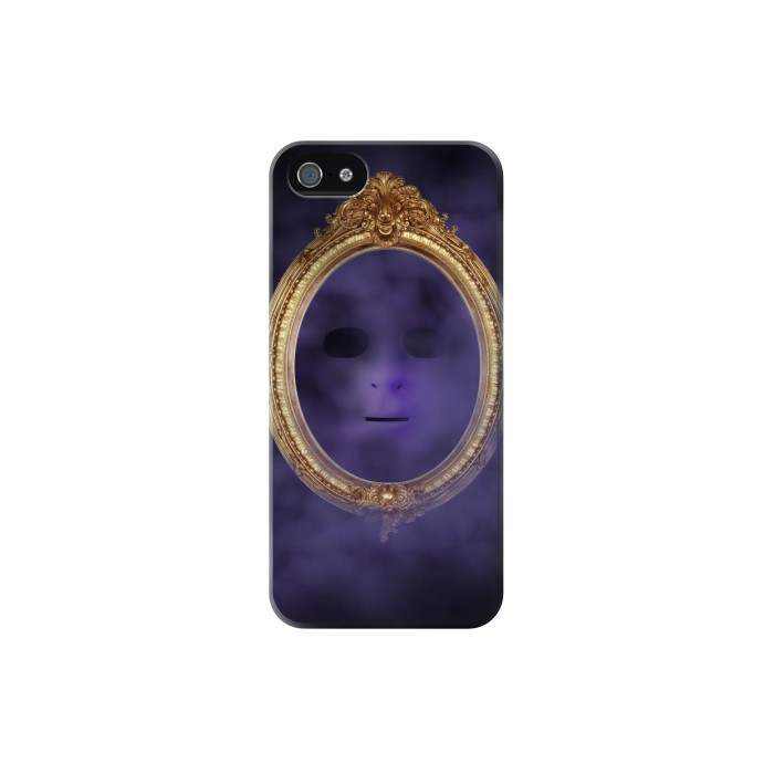 Printed Magic Mirror Iphone 5 Case