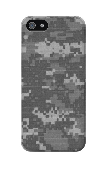 Printed Army White Digital Camo Iphone 5 Case