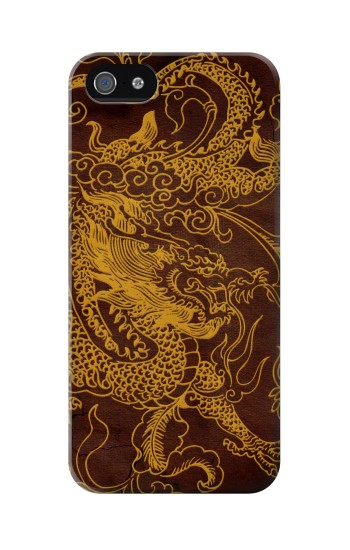 Printed Chinese Dragon Iphone 5 Case