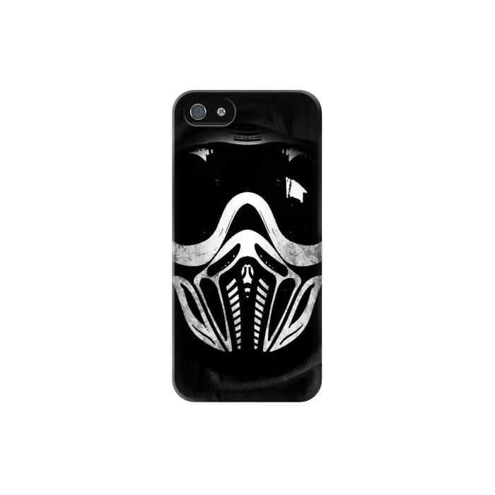 Printed Paintball Mask Iphone 5 Case