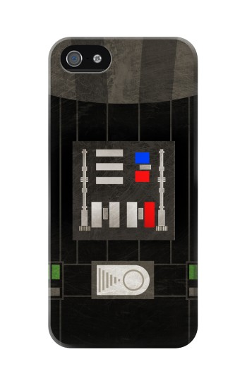 Printed Darth Vader Chest Plate Iphone 5 Case
