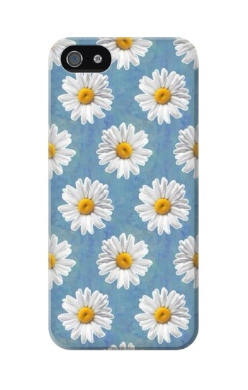 Printed Floral Daisy Iphone 5 Case