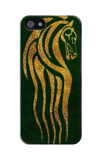 Printed Lord of The Rings Rohan Horse Flag Iphone 5 Case