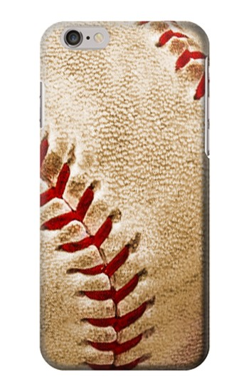 Printed Baseball Iphone 6 Case