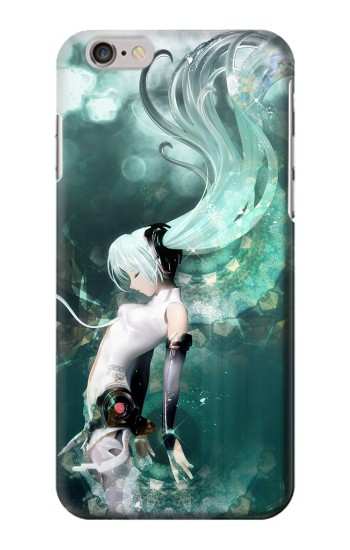 Printed Hatsune Miku Aqua Iphone 6 Case