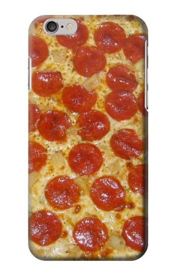 Printed Pizza Iphone 6 Case