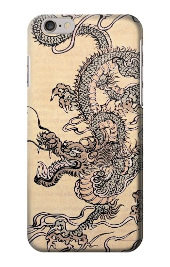 Printed Antique Dragon Iphone 6 Case