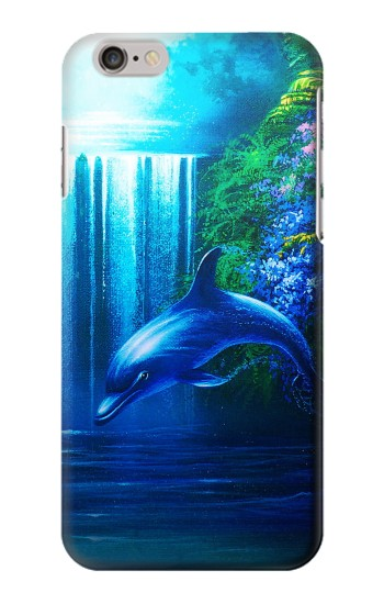 Printed Dolphin Iphone 6 Case